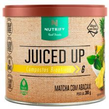 Juiced Up - 200g Matcha com Abacaxi - Nutrify