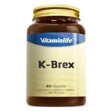 K-Brex - 60 Capsulas - VitaminLife