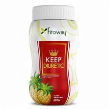 Keep Diuretic - 100g Abacaxi - Fitoway