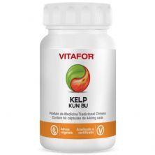 Kelp Kun Bu - 60 cápsulas - Vitafor