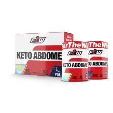 Keto Abdome AM/PM - 120 Cápsulas - FTW