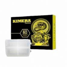 Kimera 60 comprimidos + Porta Cápsulas Integralmédica
