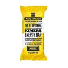 Kimera Energy Bar - 1 Unidades de 40g Café com Chocolate - Iridium  Café com Chocolate*** Data Venc. 24/06/2020