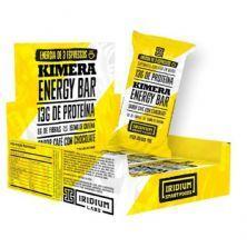 Kimera Energy Bar - 12 Unidades de 40g Café com Chocolate - Iridium