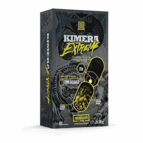 Kimera Extreme - 60 Cápsulas - Iridium no Atacado
