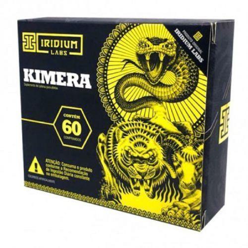 Kimera Thermo - 60 Comprimidos - Iridium no Atacado