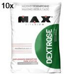 Kit 10X Dextrose - 1000g Natural - Max Titanium no Atacado