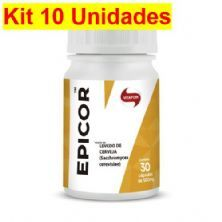 Kit 10X Epicor - 30 Cápsulas - Vitafor