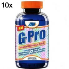 Kit 10X G-Pro - 200 Tabletes - Arnold Nutrition