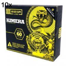 Kit 10X Kimera Thermo - 60 Comprimidos - Iridium