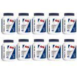KIT 10 Ômega 3 - 120 Cápsulas 1g - Vitafor no Atacado