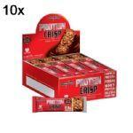 Kit 10X Protein Crisp Bar - 12 Unidades 13g Peanut Butter- IntegralMédica no Atacado