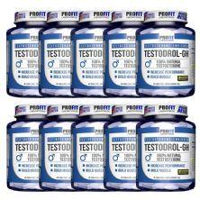 Kit 10X Testodrol Gh - 60 Tabletes - ProFit