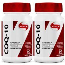 Kit 2 COQ-10 - 60 Cápsulas - Vitafor