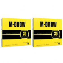Kit 2 M-drow - 60 Comprimidos - Intlab