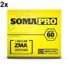 Kit 2 Somapro - 60 Cápsulas - Iridium Labs