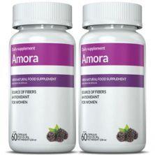 Kit 2X Amora - 60 Cápsulas - Inove Nutrition
