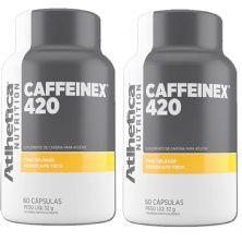 Kit 2X Caffeinex 420 - 60 Cápsulas - Atlhetica Nutrition