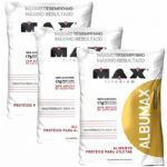 Kit 3 Albumax - 500g Chocolate - Max Titanium