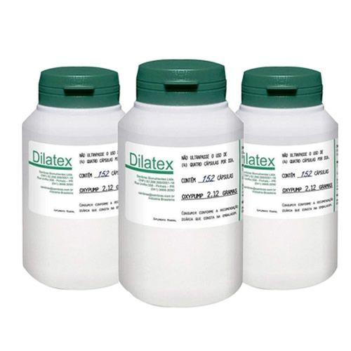 Kit 3 Dilatex 152 Cáps - Power Supplements no Atacado