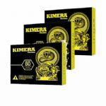 Kit 3 Kimera Thermo - 60 comprimidos - Iridium Labs