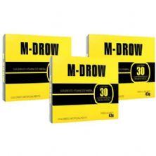 Kit 3 M-drow - 90 Comprimidos - Intlab