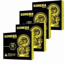 Kit 4 Kimera Thermo - 60 comprimidos - Iridium Labs