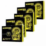 Kit 5 Kimera Thermo - 60 comprimidos - Iridium Labs no Atacado