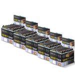 Kit 5 Whey Bar High Protein - 24 Unidades 40g Cookies & Cream - Probiótica no Atacado