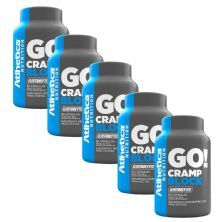 Kit 5X Cramp Block Endurance Series - 60 Cápsulas - Atlhetica Nutrition