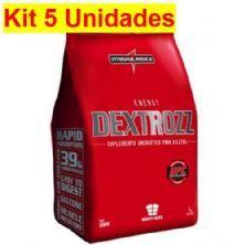 Kit 5X Dextrozz 100% Dextrose - 1000g - IntegralMédica