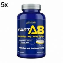 Kit 5X Fast A8 - 100 Tabletes - MHP