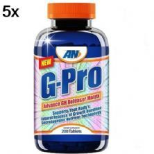 Kit 5X G-Pro - 200 Tabletes - Arnold Nutrition