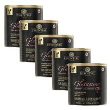 Kit Glutamina - 300g - Essential Nutrition