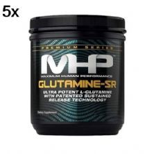 Kit 5X Glutamina-SR - 300g - MHP