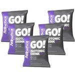 Kit 5 Go Isotonic Drink - 900g Refil Guaraná com Açaí - Atlhetica Nutrition no Atacado