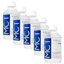 Kit 5X MCT C8+C10 - 500ml - Atlhetica Nutrition