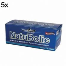 Kit 5X Natubolic - 150 Tabletes - IntegralMédica