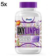 Kit 5X Oxylin Pro - 90 Cápsulas - Arnold Nutrition