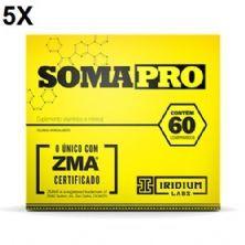 Kit 5X Somapro - 60 Cápsulas - Iridium
