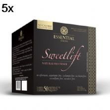 Kit 5X SweetLift  - 50 Sachês 0,8g - Essential Nutrition