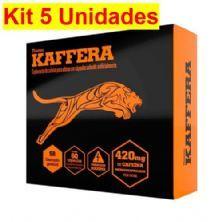 Kit 5X Thermo Kaffera - 60 Cápsulas - Nutrilatina