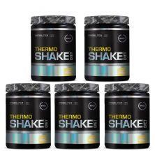 Kit 5X Thermo Shake Diet -  400g Baunilha - Probiótica