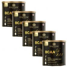 Kit BCAA LIFT 8:1:1 - 210g Limão - Essential Nutrition