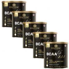 Kit BCAA LIFT 8:1:1 - 210g Neutro - Essential Nutrition
