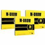 Kit 3 M-Drow 30 Comprimidos Revestidos - Intlab
