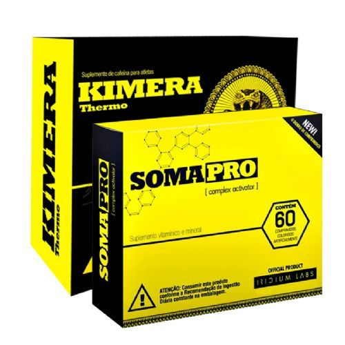 Somatodrol ou Soma Pro