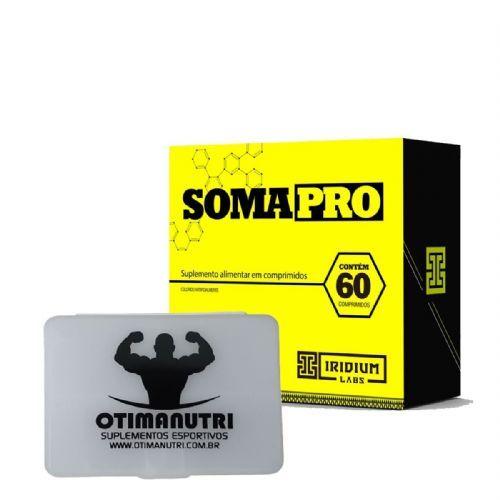 Kit Somapro - 60 Cápsulas + Porta cápsulas - Iridium Labs no Atacado