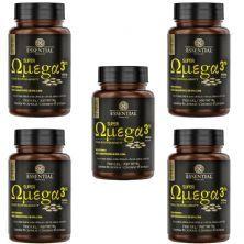 Kit Super Ômega 3 TG - 90 Cápsulas 1g - Essential Nutrition