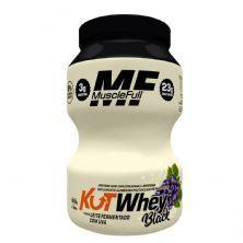 Kut Whey Black  - 900g Leite Fermentado com Uva - MuscleFull